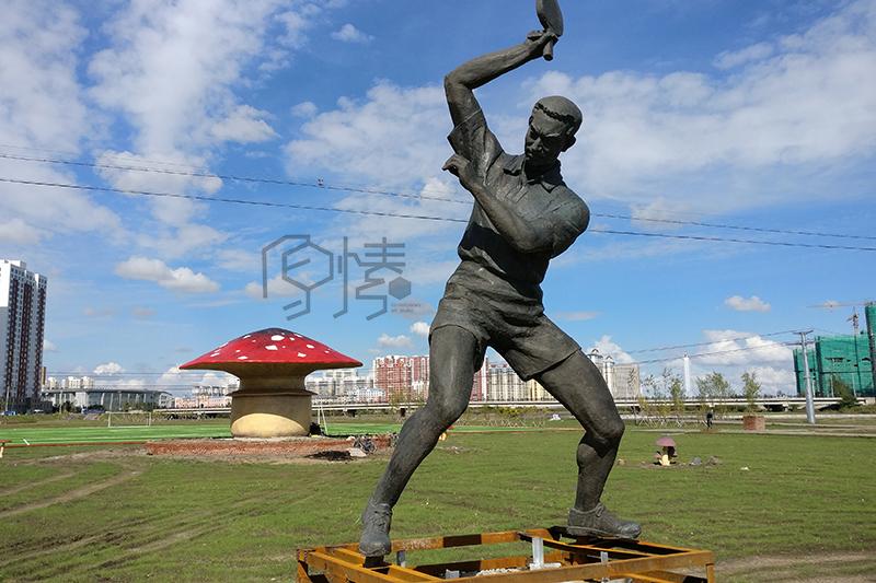 大连公园雕塑