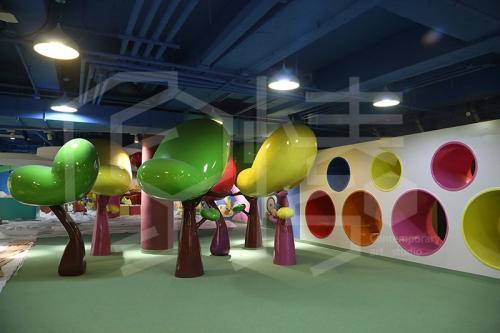 儿童乐园雕塑
