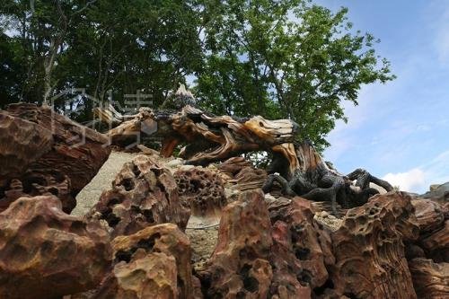假山假石工程